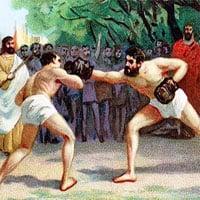 Môn võ nào tàn bạo đến mức bị Hoàng đế La Mã cấm thi đấu?