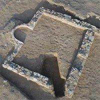 Một nhà thờ cổ ở Israel có thể đã được xây chỉ vài năm sau khi sứ giả Muhammed qua đời