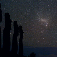 Một thiên hà đang lao tới, đe dọa đẩy Trái đất khỏi