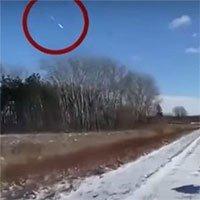 Một thiên thạch bốc cháy bay qua Trái đất được phát hiện ở Canada