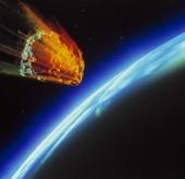 Một thiên thạch khổng lồ vừa bay qua Trái đất