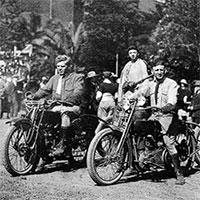 Motorcycle chariot Racing: Đường đua dành cho mô tô tái hiện chiến xa thời Trung Cổ