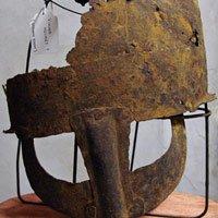 Mũ giáp hơn 1.000 năm tuổi từ thời Viking