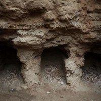 Mưa xối xả để lộ cấu trúc khổng lồ 2.000 năm tuổi ở Palestine