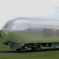 Muốn hòa hợp với thiên nhiên, người Nhật đã chế tạo ra tàu cao tốc biết tàng hình