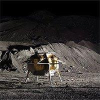 Mỹ chọn tàu vũ trụ của Astrobotic để khám phá Mặt trăng