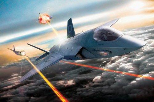 Mỹ hé lộ dự án trang bị vũ khí laser hiện đại cho chiến đấu cơ