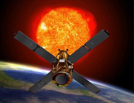 Mỹ phóng tàu theo dõi mặt trời