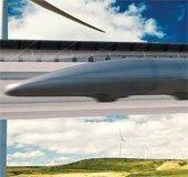 Mỹ sắp thử nghiệm tàu siêu tốc với vận tốc 1.100km/giờ