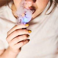 Nạn nhân ung thư phổi đầu tiên do vape