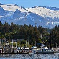 Nắng nóng bất thường tại vùng đất lạnh giá Alaska