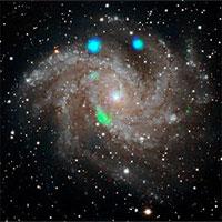 NASA bắt được tia X bí ẩn từ