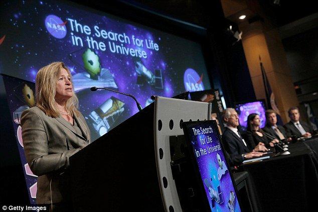 NASA đã thừa nhận sự tồn tại của người ngoài hành tinh