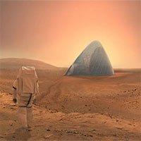 NASA đang tổ chức một cuộc thi thiết kế nhà trên sao Hỏa bằng in 3D