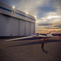 NASA đặt hàng chế tạo máy bay phản lực siêu thanh thế hệ mới