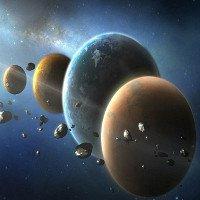 NASA họp báo công bố bí mật về hệ Mặt Trời