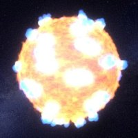 NASA lần đầu ghi lại vụ nổ sao đỏ khổng lồ