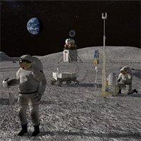 NASA mở đợt xét tuyển người lên Mặt trăng, 1