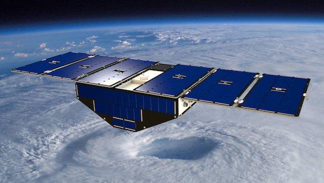 NASA sẽ dùng 8 vệ tinh để dự đoán đường đi của những cơn bão