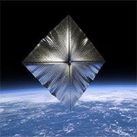 NASA thử nghiệm công nghệ buồm Mặt trời