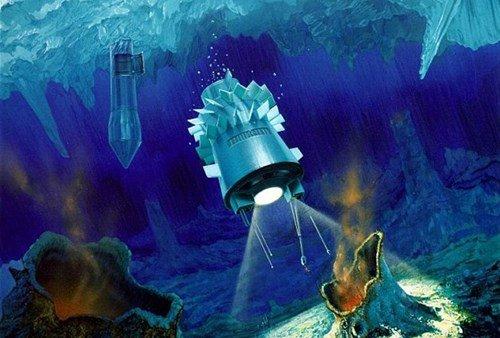 NASA thử nghiệm trang bị vũ khí laser xuyên phá băng cho robot
