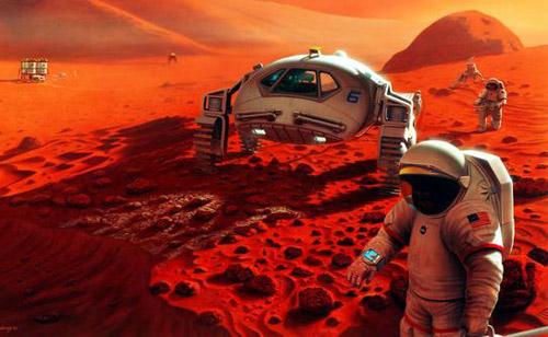NASA tổ chức cuộc thi về ý tưởng lên sao Hỏa