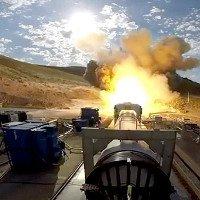 NASA vừa thử nghiệm thành công tên lửa đẩy mạnh nhất hành tinh
