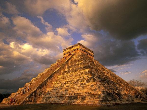 Nền văn minh Maya có thể đã bị tiêu diệt do hạn hán