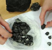 Nga cấm đưa các mảnh thiên thạch ra nước ngoài