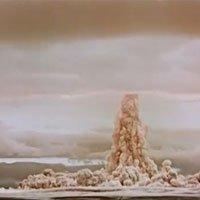 Nga lần đầu công bố 'thước phim hiếm' hé lộ bí mật vụ thử hạt nhân lớn nhất lịch sử