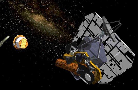 Nga phát hiện Sao chổi mới