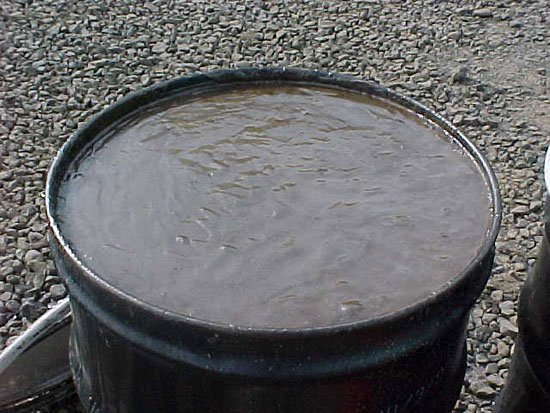 Nga tách thành công dầu diesel sinh học từ bùn