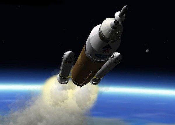 Nga thử nghiệm động cơ hạt nhân du hành vũ trụ