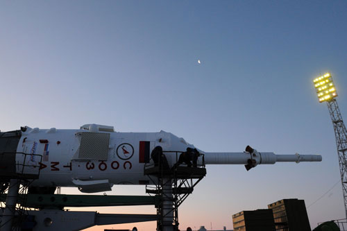 Nga tiếp tục phóng tàu vũ trụ Soyuz