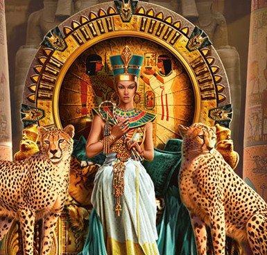 Nghi ngờ về cái chết của nữ hoàng Ai Cập xinh đẹp