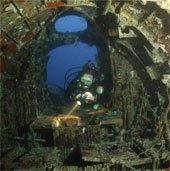 Nghĩa địa tàu chiến lớn nhất Thái Bình Dương