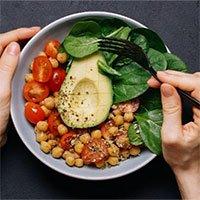 Nghiên cứu: Chế độ ăn thuần chay giúp giảm cân tốt hơn nhiều so với chế độ Địa Trung Hải