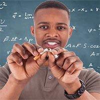 Nghiên cứu cho thấy: Người giỏi toán dễ bỏ thuốc lá hơn người bình thường