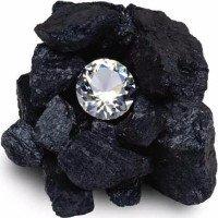 Nghiên cứu cho thấy: Tia X có thể biến kim cương thành than chì