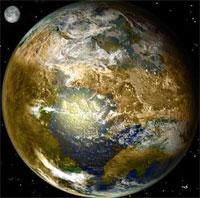 Nghiên cứu mô phỏng: Trái đất có thể