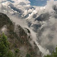 Nghiên cứu mới cho thấy: Mưa có thể làm dịch chuyển núi
