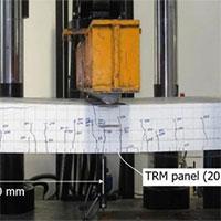 Nghiên cứu tấm vữa bằng sợi dệt carbon giúp gia cố và tăng độ bền cho kết cấu bê tông