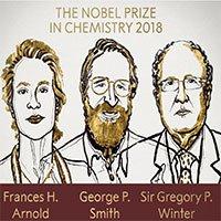 Nghiên cứu tạo ra thuốc mới giành Giải Nobel Hóa học 2018