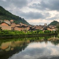 Ngôi làng hơn 1.000 năm tuổi ở Trung Quốc