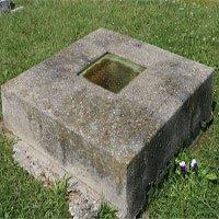 Ngôi mộ nhìn thấy người chết ở Mỹ
