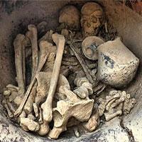 Ngôi mộ xa hoa hé lộ sự cai trị của phụ nữ thời đồ đồng