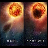 Ngôi sao từ chòm Orion mờ đi bí ẩn - sắp phát nổ hay chỉ đang
