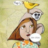 Ngôn ngữ của con người bắt nguồn từ bài hát của vượn và chim