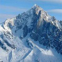 Ngọn núi bị nứt trên dãy Alps có thể sụp đổ bất cứ lúc nào