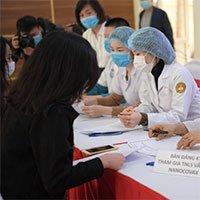 Người dân có thể đăng ký tình nguyện tham gia thử nghiệm lâm sàng vaccine Covid-19 bằng cách nào?